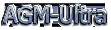 Логотип AGM-Ultra