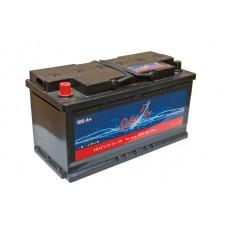 Автомобильный аккумулятор СИЛАЧ 100 Ач 800 A прямая пол