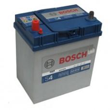 АКБ Bosch S4 Silver 40 Ач 330 A прямая пол