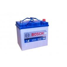 АКБ Bosch S4 Silver 60 Ач 540 А обратная пол