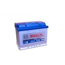 АКБ Bosch S4 Silver 60 Ач 540 А прямая пол S4006