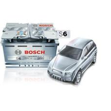 АКБ Bosch S6 AGM HighTec 105 Ач 950 А
