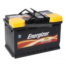 Авто аккумулятор Energizer Plus 74Ач 680 A