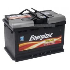 Авто аккумулятор Energizer Premium 77Ач 780 A