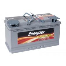 Авто аккумулятор Energizer Premium AGM 95Ач 850 A