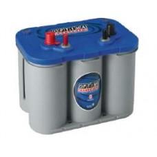 Гелевый аккумулятор Optima - 55 Blue Top 8016-253-55Ач
