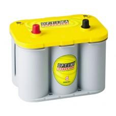 Гелевый аккумулятор Optima - 55 Yellow Top 2 клеммы 8012-254-55Ач