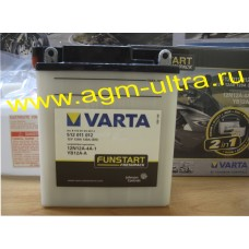 Мото аккумулятор Varta 12V 512 011 012-12Ач