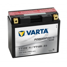 Мото аккумулятор Varta 12V 512 901 019-12Ач