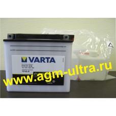 Мото аккумулятор Varta 12V 519 011 019-19Ач