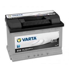 Автомобильный аккумулятор Varta Black Dynamic 70 Ач 640 A обратная пол E13