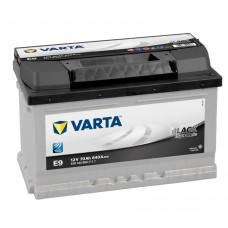 Автомобильный аккумулятор Varta Black Dynamic 70 Ач 640 A обратная пол