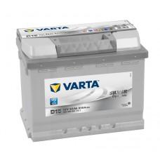 Автомобильный аккумулятор Varta Silver Dynamic 63 Ач 610 A обратная пол D15