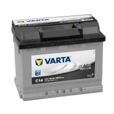 Автомобильный аккумулятор Varta Black Dynamic 56 Ач 480 A