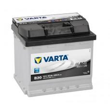 Автомобильный аккумулятор Varta Blue Dynamic 40