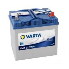 Автомобильный аккумулятор Varta Blue Dynamic 60 Ач 540 A обратная пол