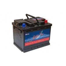 Автомобильный аккумулятор СИЛ°Ач 60Ач 540 A обратная пол