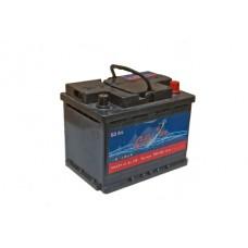 Автомобильный аккумулятор СИЛ°Ач 62 Ач 580 A обратная пол.