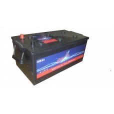 Автомобильный аккумулятор СИЛАЧ 225 Ач 1250 A прямая пол
