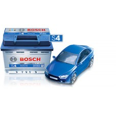 АКБ Bosch S4 Silver 40 Ач 330 A тонкие клемы