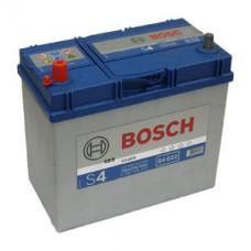 АКБ Bosch S4 Silver 45 Ач 330 A обрантая пол