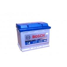 АКБ Bosch S4 Silver 60 Ач 540 А обр. пол. S4005