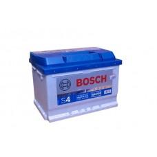 АКБ Bosch S4 Silver 60 Ач 540 А S4004 обратная пол