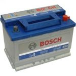 АКБ Bosch S4 Silver 70 Ач 630 А обратная пол S4026