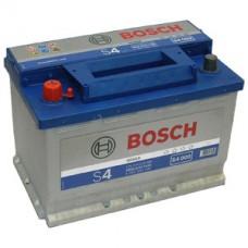 АКБ Bosch S4 Silver 70 Ач 630 А