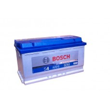 АКБ Bosch S4 Silver 95 Ач 800 А обратная пол s4013