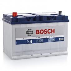 АКБ Bosch S4 Silver 95 Ач 830 А прямая пол S4029