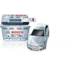 АКБ Bosch S5 Silver Plus 52 Ач 520 А обратная пол S5001