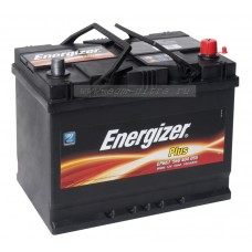 Авто аккумулятор Energizer Plus 68Ач 550 A обратная пол