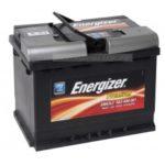 Авто аккумулятор Energizer Premium 63Ач 610 A