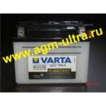 Мото аккумулятор Varta 12V 504 011 002-4Ач Funstart (YB4L-B)