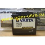 Мото аккумулятор Varta 12V 504 012 003-4Ач