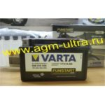 Мото аккумулятор Varta 12V 506 015 005-6Ач