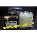 Мото аккумулятор Varta 12V 507 902 011-7Ач