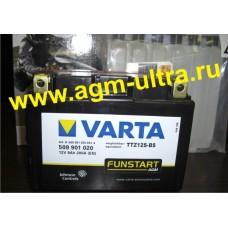 Мото аккумулятор Varta 12V 509 901 020-9Ач