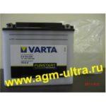 Мото аккумулятор Varta 12V 519 012 019-19Ач