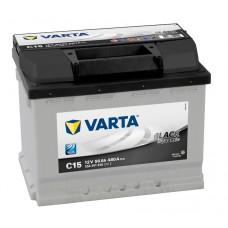 Автомобильный аккумулятор Varta Black Dynamic 56 Ач 480 A прямая пол C15