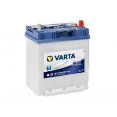 Автомобильный аккумулятор Varta Blue Dynamic 40 Ач 330 A обратная пол