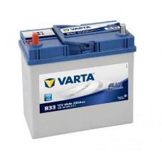Автомобильный аккумулятор Varta Blue Dynamic 45 Ач 330 A пр. пол. тонкие клеммы B33