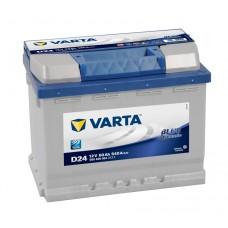 Автомобильный аккумулятор Varta Blue Dynamic 60 Ач 540 A обратная поляр