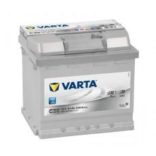 Автомобильный аккумулятор Varta Silver Dynamic C30 54 Ач 530 A